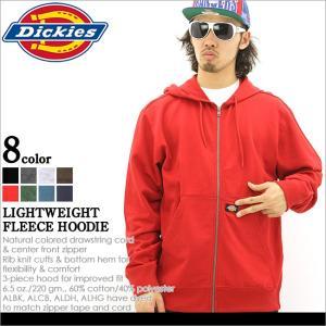 Dickies ディッキーズ スウェット トップス パーカー メンズ ブランド 人気 無地 ジッパー 大きいサイズ ジップアップパーカー アメカジ ブランド