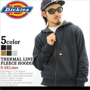 ディッキーズ Dickies パーカー メンズ 大きいサイズ ジップアップパーカー ディッキーズ スウェット アメカジ ブランド