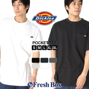 Dickies SHORT SLEEVE POCKET TEE 絶大な人気を誇るDICKIESは19...