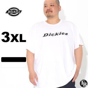 [ビッグサイズ] ディッキーズ Tシャツ 半袖 クルーネック メンズ 大きいサイズ WS45S USAモデル|ブランド Dickies|半袖Tシャツ アメカジ|f-box