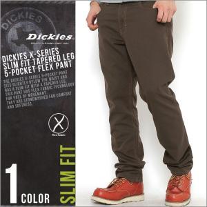 ディッキーズ (Dickies) チノパン メンズ ストレート テーパードパンツ メンズ スリムフィット ワークパンツ ディッキーズ 大きいサイズ メンズ|f-box