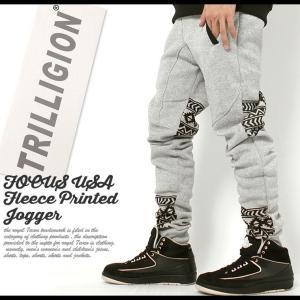 ジョガーパンツ/スウェット/メンズ/大きい/バイカーパンツ/スウェットパンツ/サルエルパンツ/スリム/ストリート/ブランド/柄/プリント/focus/フォーカス|f-box