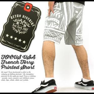 ハーフパンツ メンズ スウェット 大きいサイズ スウェットパンツ サルエル サルエルパンツ メンズ|f-box