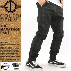 ジョガーパンツ/ゴールデンデニム/ジョガーパンツ メンズ 大きいサイズ/サルエル/サルエルパンツ メンズ 冬/柄/アメカジ/ストリート/通販/GOLDEN DENIM f-box