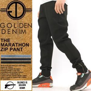 ゴールデンデニム/GOLDEN DENIM/ジョガーパンツ デニム/ジョガーパンツ メンズ/大きいサイズ/サルエルパンツ/サルエル/ストリート/ジッパー/ジーンズ デニム|f-box