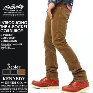 KENNEDY DENIM コーデュロイパンツ メンズ ストレッチパンツ メンズ スキニーパンツ メンズ スキニー|f-box