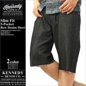 ケネディデニム ハーフパンツ メンズ|大きいサイズ USAモデル ブランド KENNEDY DENIM|ショートパンツ|f-box