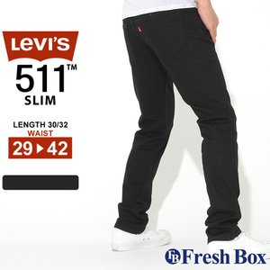 Levi's リーバイス 511 ジーンズ メンズ スリムフィット 大きいサイズ ストレッチデニム SLIM FIT JEANS [levis-04511-1907] (USAモデル)|f-box