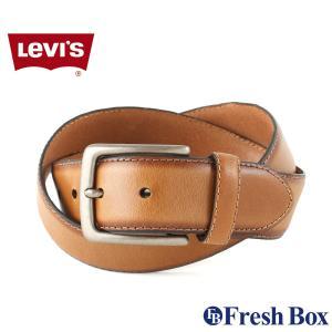 Levi's リーバイス ベルト メンズ 本革 ブランド カジュアル 大きいサイズ [levis-11lv120034] (USAモデル) f-box