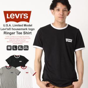 リーバイス Tシャツ 半袖 メンズ 大きいサイズ USAモデル|ブランド Levi's Levis|半袖Tシャツ ロゴT アメカジ カジュアル|f-box