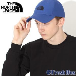 ノースフェイス キャップ TNF ロゴ メンズ レディース NF00CF8C USAモデル ブランド THE NORTH FACE 帽子 ローキャップ サイズ調整可能 f-box