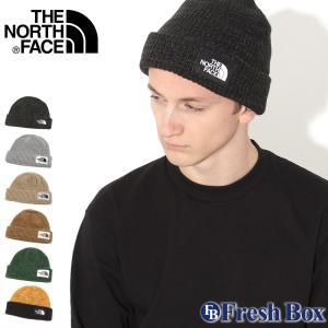 ノースフェイス ニット帽 TNF スクエア ロゴ メンズ レディース NF0A3FJW USAモデル ブランド THE NORTH FACE 帽子 ビーニー ニットキャップ f-box