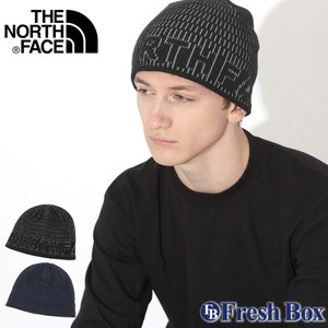 ノースフェイス ニット帽 TNF ロゴ メンズ レディース NF0A3FNB USAモデル ブランド THE NORTH FACE 帽子 ビーニー ニットキャップ f-box