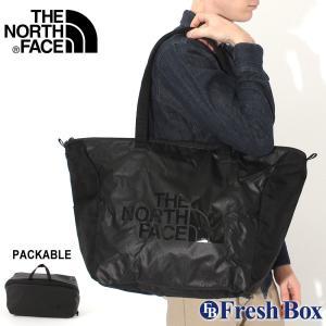 ノースフェイス バッグ トートバッグ 27L 折りたたみ 肩掛け ファスナー付き TNF ロゴ メンズ レディース NF0A3KW8 USAモデル|ブランド THE NORTH FACE|f-box