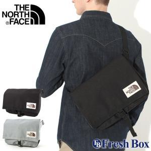 ノースフェイス バッグ メッセンジャーバッグ 7L TNF スクエア ロゴ メンズ レディース NF0A3KWJ USAモデル|ブランド THE NORTH FACE|ショルダーバッグ|f-box