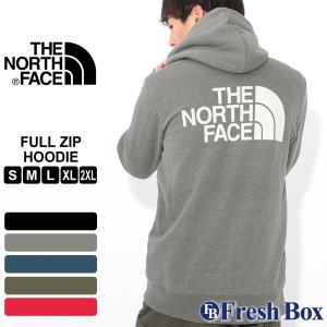 THE NORTH FACE ノースフェイス パーカー メンズ ジップ 大きいサイズ メンズ パーカー ブランド ジップアップパーカー 裏起毛 スウェット 秋冬 USAモデル|f-box