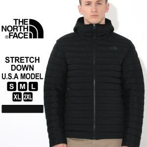 ノースフェイス ダウンジャケット フード ストレッチ メンズ NF0A3Y55|ブランド THE NORTH FACE|防寒 軽量 アウター|f-box