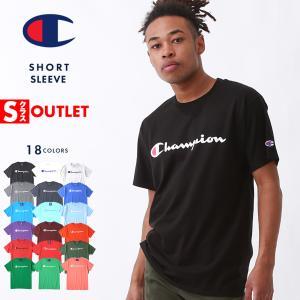 アウトレット 返品・交換・キャンセル不可|Champion チャンピオン tシャツ メンズ 半袖 ブランド ロゴ アメカジ 大きいサイズ [champion-gt23h]|f-box