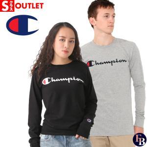 アウトレット 返品・交換・キャンセル不可|Champion チャンピオン ロンt メンズ ブランド tシャツ 長袖 メンズ ロゴプリント メンズ tシャツ (gt78h-y06794)|f-box
