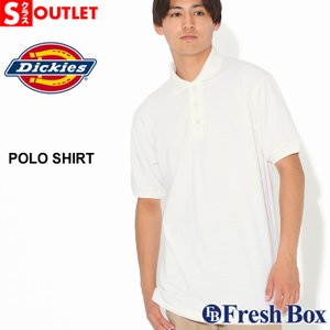 アウトレット 返品・交換・キャンセル不可|ディッキーズ ポロシャツ 半袖 メンズ 大きいサイズ KS5552|半袖ポロシャツ おしゃれ ブランド アメカジ|f-box