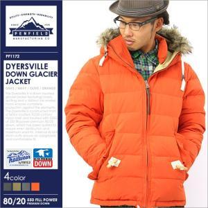 Penfield ペンフィールド ダウンジャケット メンズ ダウン アウター ブルゾン 秋冬 大きいサイズ p15-1105|f-box