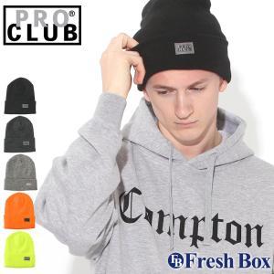 PRO CLUB プロクラブ ニット帽 メンズ ブランド ニットキャップ ビーニー 帽子 ニット アメカジ (USAモデル) [proclub-181]|f-box