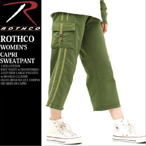 ROTHCO ロスコ スウェットパンツ レディース ダンスパンツ|f-box