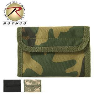 ロスコ 財布 二つ折り メンズ レディース USAモデル 米軍|ブランド ROTHCO|ミリタリー|f-box