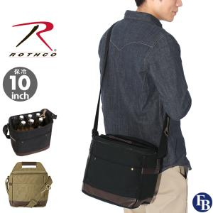 ROTHCO ロスコ バッグ クーラーバッグ 小型 おしゃれ ミリタリー キャンプ アウトドア (USAモデル)|f-box