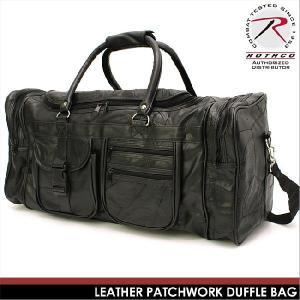 ROTHCO ロスコ バッグ 本革 レザー ダッフルバッグ 人気 メンズ アメカジ ブランド|f-box