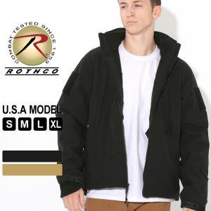ROTHCO ロスコ ジャケット メンズ 秋冬 ソフトシェルジャケット アウター 防寒 3WAY ライナー フリース (USAモデル)|f-box