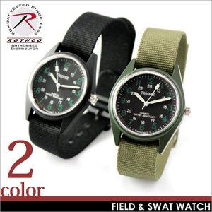ロスコ 腕時計 メンズ レディース 4104 4105 USAモデル 米軍 ブランド ROTHCO ミリタリー ウォッチ f-box