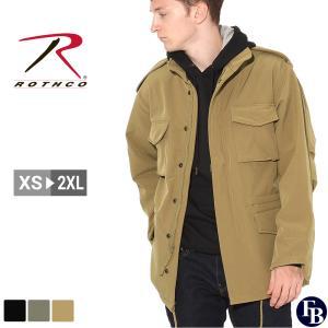 ロスコ ジャケット M-65 メンズ フライトジャケット 大きいサイズ USAモデル 米軍|ブランド ROTHCO|フィールドジャケット ミリタリージャケット|f-box