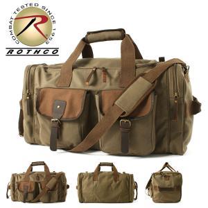 ロスコ バッグ ボストンバッグ 3WAY 大容量 メンズ レディース USAモデル 米軍|ブランド ROTHCO|f-box