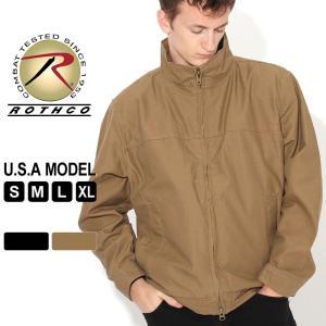 ロスコ ジャケット メンズ キャリージャケット 大きいサイズ 59585 USAモデル 米軍|ブランド ROTHCO|ミリタリージャケット|f-box