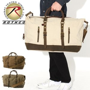【ブラックフライデー】 ロスコ バッグ 2WAY ボストンバック メンズ レディース USAモデル 米軍 ブランド ROTHCO ミリタリー トラベルバッグ ショルダー|f-box