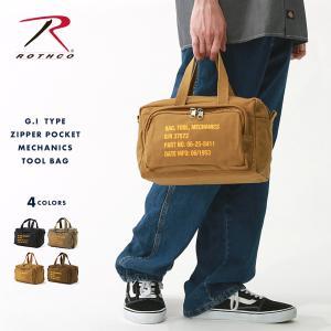 【ブラックフライデー】 ロスコ バッグ トート ミニボストン メンズ レディース ツールバッグ USAモデル 米軍 ブランド ROTHCO ミリタリー|f-box
