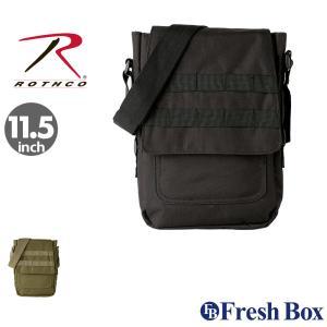 ロスコ バッグ ショルダーバッグ 縦 メンズ レディース USAモデル 米軍|ブランド ROTHCO|斜めがけバッグ ミリタリー|f-box