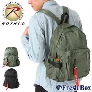 ロスコ バッグ リュック メンズ レディース USAモデル 米軍|ブランド ROTHCO|MA-1 リュックサック バックパック ミリタリー 通学|f-box