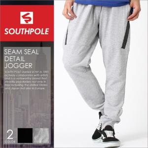 サウスポール (SOUTH POLE) ジョガーパンツ メンズ 夏 スウェットパンツ メンズ ジョガーパンツ スウェット メンズ 大きいサイズ メンズ|f-box