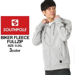 サウスポール パーカー ジップアップ メンズ 裏起毛|大きいサイズ USAモデル ブランド SOUTH POLE|スウェット|f-box
