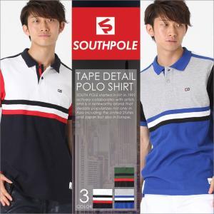 サウスポール ポロシャツ 半袖 メンズ|大きいサイズ USAモデル ブランド SOUTH POLE|半袖ポロシャツ ストリート XL XXL LL 2L 3L|f-box