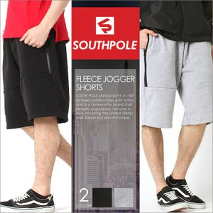 SOUTH POLE サウスポール ハーフパンツ メンズ スポーツ スウェット ハーフパンツ|f-box
