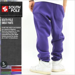 サウスポール ジョガーパンツ スウェット メンズ|大きいサイズ USAモデル ブランド SOUTH POLE|スウェットパンツ 裏起毛|f-box