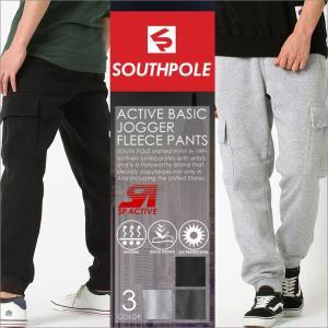 SOUTH POLE サウスポール スウェットパンツ メンズ 裏起毛 ジョガーパンツ スウェット カーゴパンツ スウェット 大きいサイズ メンズ|f-box