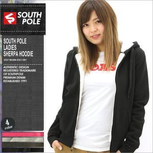 サウスポール パーカー ジップアップ 無地 レディース|大きいサイズ USAモデル ブランド SOUTH POLE|スウェット ストリート XL XXL LL 3L|f-box