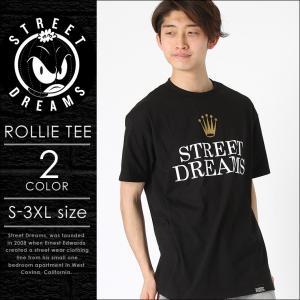 ストリートドリームス Tシャツ 半袖 メンズ|大きいサイズ USAモデル ブランド STREET DREAMS|半袖Tシャツ メンズ ロゴT アメカジ ストリート|f-box