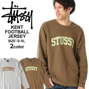 ステューシー ロンT メンズ|大きいサイズ USAモデル ブランド STUSSY|長袖Tシャツ ストリート XL XXL LL 2L 3L|f-box