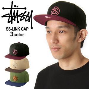 Stussy ステューシー キャップ メンズ ブランド スナップバックキャップ stussy キャップ 帽子 メンズ キャップ stussy SSリンク|f-box