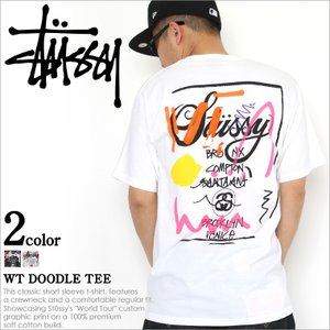 Stussy ステューシー Tシャツ メンズ 半袖 stussy tシャツ 半袖 Tシャツ メンズ ブランド ストリート ステューシー|f-box